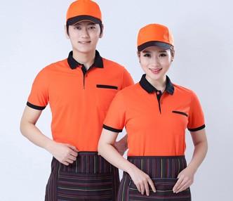 酒店服装款式